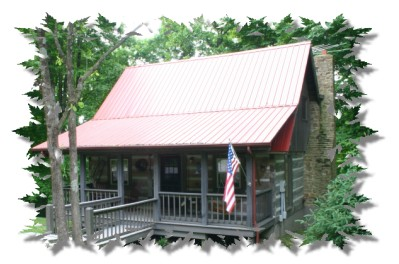 log cabin rental in nashville
