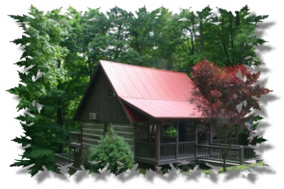 brown county indiana log cabin